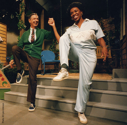 Mister Rogers Neighborhood | Storytiming