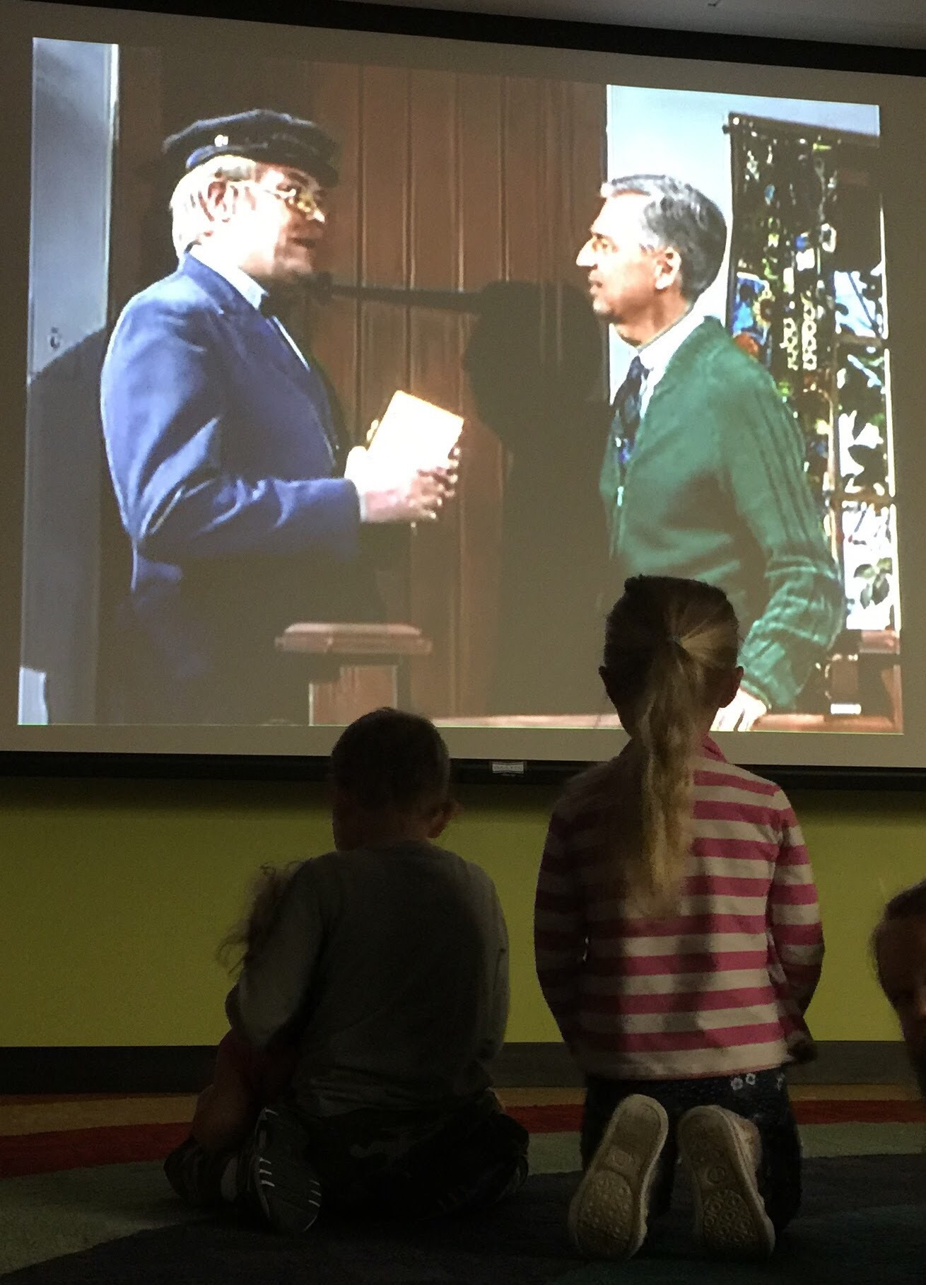 Won T You Be My Neighbor Or Mister Rogers Neighborhood As A Library Program Pt 1 Whys Wherefores Storytiming